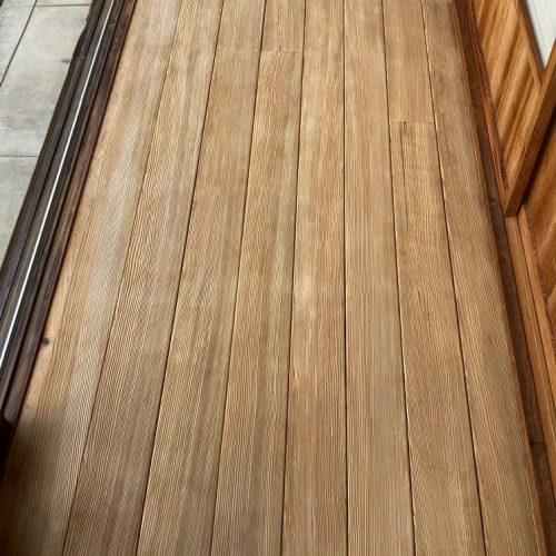 佐野市,住宅/廊下塗装工事