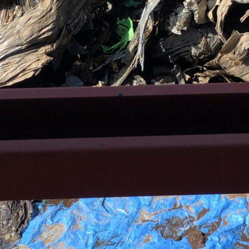 佐野市 鉄骨塗装