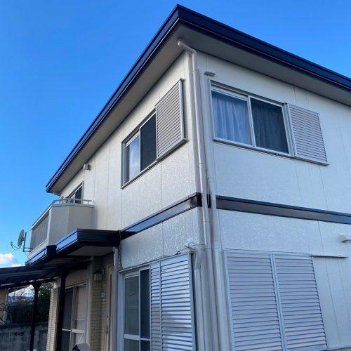 佐野市,外壁塗装関西ペイント,強化シーラーEPO, スーパーシリコン
